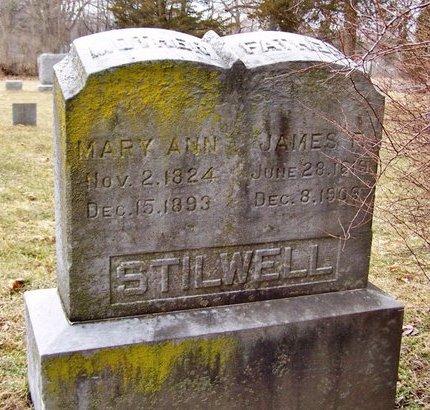 STILWELL, JAMES - Kalamazoo County, Michigan | JAMES STILWELL - Michigan Gravestone Photos