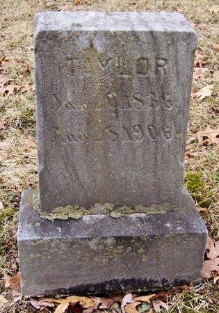 TAYLOR, FLORA - Kalamazoo County, Michigan | FLORA TAYLOR - Michigan Gravestone Photos