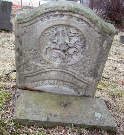 WINCHES, HENRIETTA - Kalamazoo County, Michigan | HENRIETTA WINCHES - Michigan Gravestone Photos