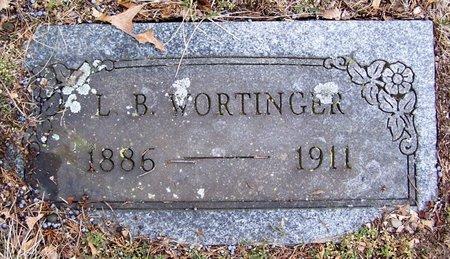 WORTINGER, LOUIS B. - Kalamazoo County, Michigan | LOUIS B. WORTINGER - Michigan Gravestone Photos