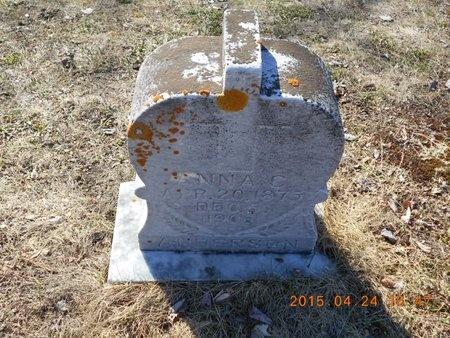 ANDERSON, ANNA C. - Marquette County, Michigan | ANNA C. ANDERSON - Michigan Gravestone Photos