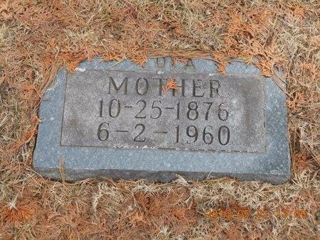 ANDERSON, EDLA MARY - Marquette County, Michigan | EDLA MARY ANDERSON - Michigan Gravestone Photos