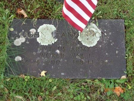 ANDERSON, JOHN L. - Marquette County, Michigan   JOHN L. ANDERSON - Michigan Gravestone Photos