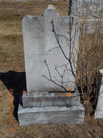 ANDERSON, KURTIS - Marquette County, Michigan   KURTIS ANDERSON - Michigan Gravestone Photos