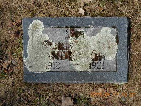 ANDERSON, NORMAN - Marquette County, Michigan   NORMAN ANDERSON - Michigan Gravestone Photos