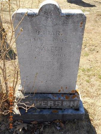 ANDERSON, KURTIS - Marquette County, Michigan | KURTIS ANDERSON - Michigan Gravestone Photos