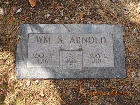 ARNOLD, WILLIAM S. - Marquette County, Michigan   WILLIAM S. ARNOLD - Michigan Gravestone Photos
