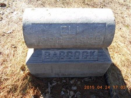 BABCOCK, ELI - Marquette County, Michigan   ELI BABCOCK - Michigan Gravestone Photos