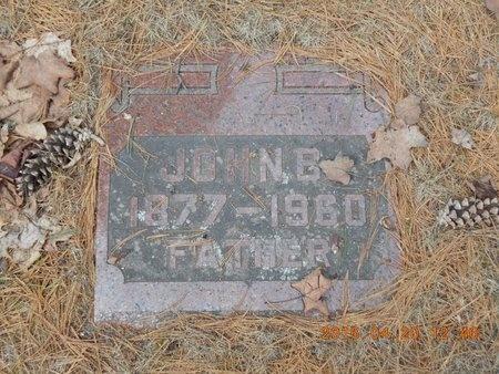 BAGGIORE, JOHN B. - Marquette County, Michigan | JOHN B. BAGGIORE - Michigan Gravestone Photos