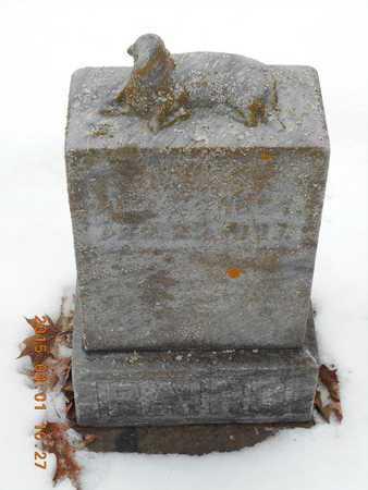 BAIRD, INFANT - Marquette County, Michigan | INFANT BAIRD - Michigan Gravestone Photos