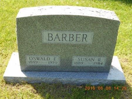 BARBER, SUSAN R. - Marquette County, Michigan | SUSAN R. BARBER - Michigan Gravestone Photos