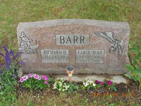 BARR, RICHARD H. - Marquette County, Michigan | RICHARD H. BARR - Michigan Gravestone Photos
