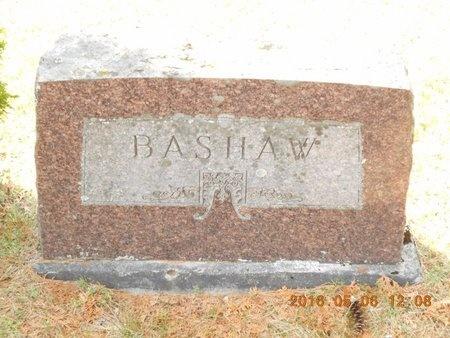 BASHAW, FAMILY - Marquette County, Michigan   FAMILY BASHAW - Michigan Gravestone Photos
