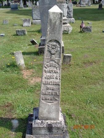 BEALL, FAMILY - Marquette County, Michigan   FAMILY BEALL - Michigan Gravestone Photos
