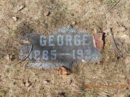 BEALS, GEORGE - Marquette County, Michigan | GEORGE BEALS - Michigan Gravestone Photos