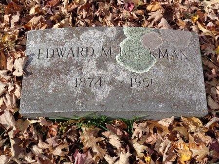 BECKMAN, EDWARD M. - Marquette County, Michigan | EDWARD M. BECKMAN - Michigan Gravestone Photos