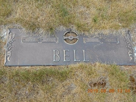BELL, GEORGE G. - Marquette County, Michigan | GEORGE G. BELL - Michigan Gravestone Photos