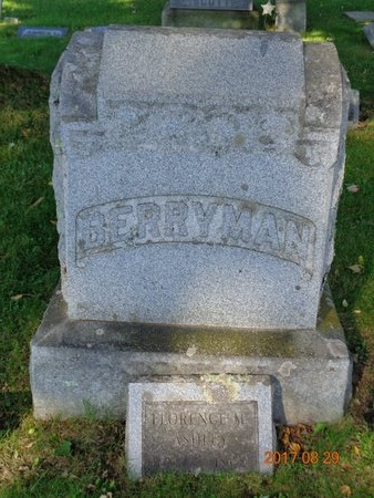 BERRYMAN, FAMILY - Marquette County, Michigan | FAMILY BERRYMAN - Michigan Gravestone Photos