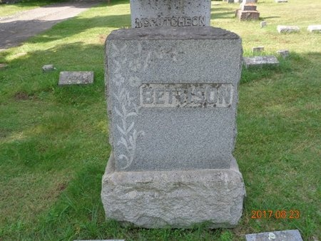 BETTISON, FAMILY - Marquette County, Michigan | FAMILY BETTISON - Michigan Gravestone Photos