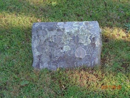 BIEGLER, ALVINA - Marquette County, Michigan | ALVINA BIEGLER - Michigan Gravestone Photos