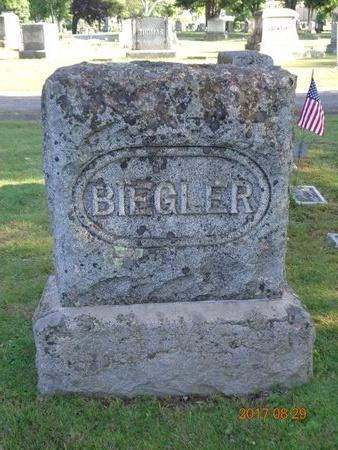 BIEGLER, FAMILY - Marquette County, Michigan | FAMILY BIEGLER - Michigan Gravestone Photos