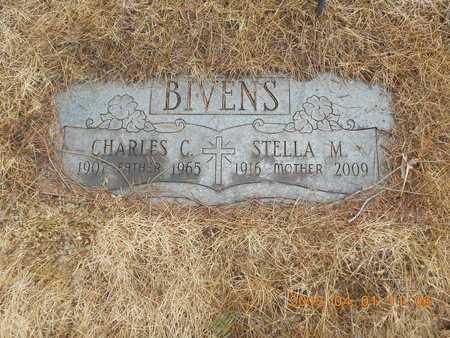 BIVENS, STELLA M. - Marquette County, Michigan | STELLA M. BIVENS - Michigan Gravestone Photos