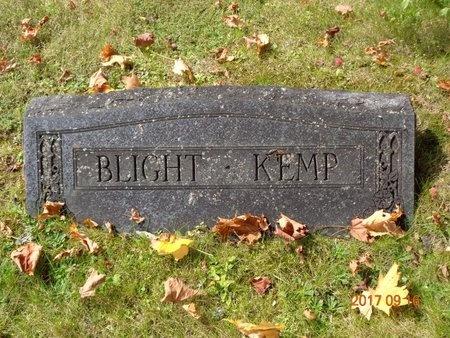 BLIGHT, FAMILY - Marquette County, Michigan | FAMILY BLIGHT - Michigan Gravestone Photos