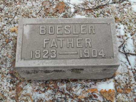 BOESLER, FREDERICK WILLIAM - Marquette County, Michigan | FREDERICK WILLIAM BOESLER - Michigan Gravestone Photos