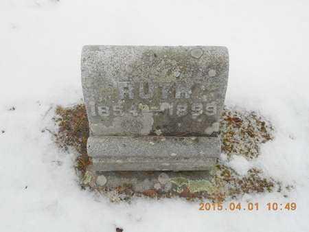BOGGESS, RUTH - Marquette County, Michigan | RUTH BOGGESS - Michigan Gravestone Photos