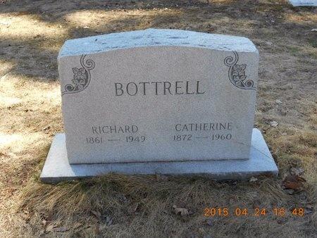 BOTTRELL, RICHARD - Marquette County, Michigan | RICHARD BOTTRELL - Michigan Gravestone Photos