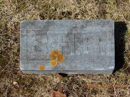 BOXER, SARAH HANNAH - Marquette County, Michigan | SARAH HANNAH BOXER - Michigan Gravestone Photos