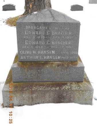 HANSEN, ARTHUR L. - Marquette County, Michigan   ARTHUR L. HANSEN - Michigan Gravestone Photos