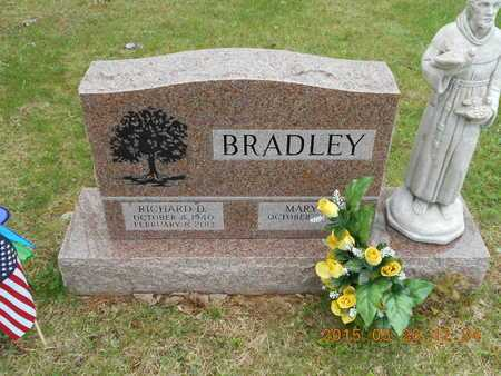BRADLEY, RICHARD D. - Marquette County, Michigan | RICHARD D. BRADLEY - Michigan Gravestone Photos