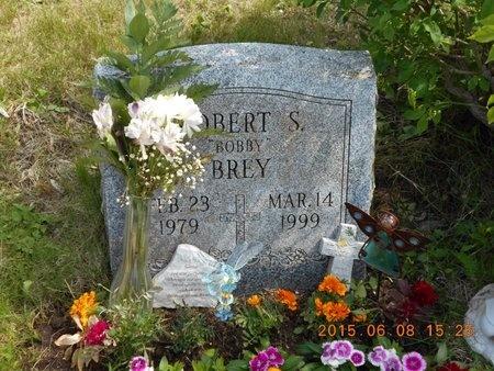 BREY, ROBERT S. - Marquette County, Michigan   ROBERT S. BREY - Michigan Gravestone Photos