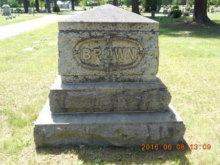 BROWN, FAMILY - Marquette County, Michigan | FAMILY BROWN - Michigan Gravestone Photos