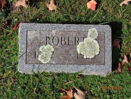 BROWN, ROBERT - Marquette County, Michigan   ROBERT BROWN - Michigan Gravestone Photos