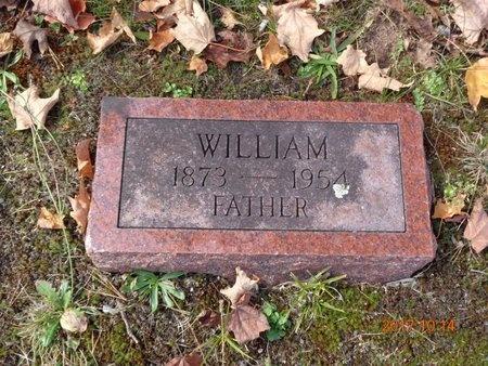 BROWN, WILLIAM - Marquette County, Michigan | WILLIAM BROWN - Michigan Gravestone Photos