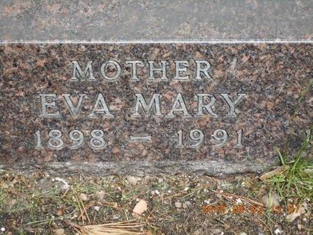 BULLOCK, EVA MARY - Marquette County, Michigan   EVA MARY BULLOCK - Michigan Gravestone Photos