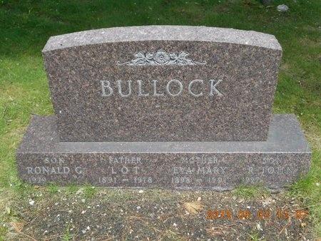 BULLOCK, FAMILY - Marquette County, Michigan | FAMILY BULLOCK - Michigan Gravestone Photos
