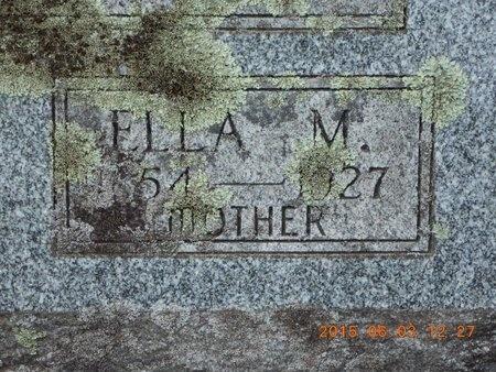 CAMPBELL, ELLA M. - Marquette County, Michigan   ELLA M. CAMPBELL - Michigan Gravestone Photos
