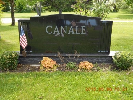 CANALE, FAMILY - Marquette County, Michigan | FAMILY CANALE - Michigan Gravestone Photos