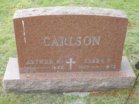 CARLSON, CLARA E. - Marquette County, Michigan | CLARA E. CARLSON - Michigan Gravestone Photos