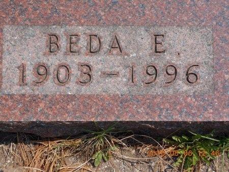 CARLSON, BEDA E. - Marquette County, Michigan | BEDA E. CARLSON - Michigan Gravestone Photos