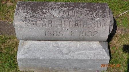 CARLSON, CARL H. - Marquette County, Michigan | CARL H. CARLSON - Michigan Gravestone Photos