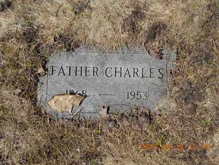 CARLSON, CHARLES - Marquette County, Michigan   CHARLES CARLSON - Michigan Gravestone Photos