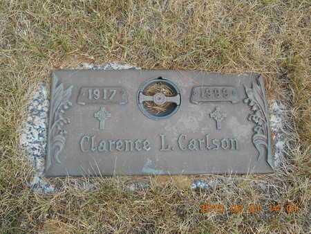 CARLSON, CLARENCE L. - Marquette County, Michigan | CLARENCE L. CARLSON - Michigan Gravestone Photos