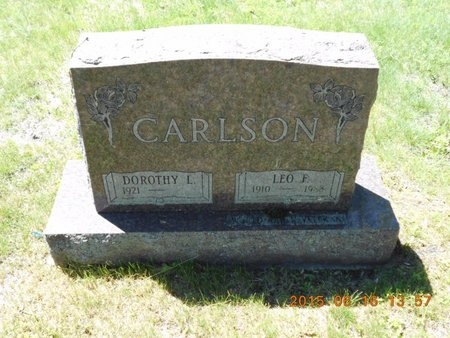 CARLSON, DOROTHY L. - Marquette County, Michigan | DOROTHY L. CARLSON - Michigan Gravestone Photos