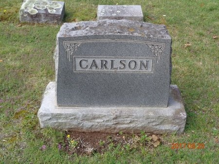 CARLSON, FAMILY - Marquette County, Michigan | FAMILY CARLSON - Michigan Gravestone Photos