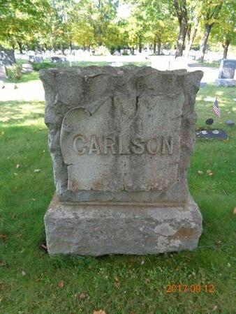 CARLSON, FAMILY - Marquette County, Michigan | FAMILY CARLSON - Michigan Gravestone Photos