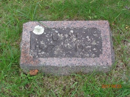 CARLSON, GUST A. - Marquette County, Michigan | GUST A. CARLSON - Michigan Gravestone Photos